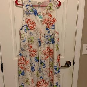 Umgee NWT floral tunic